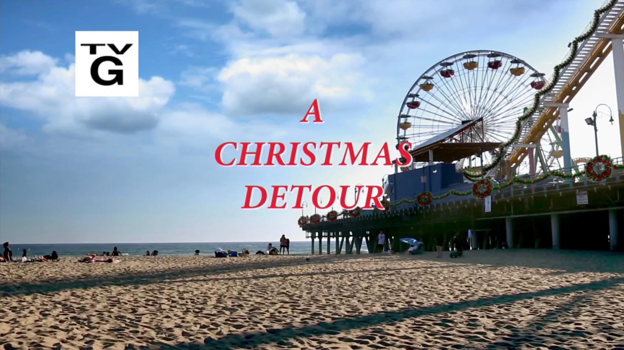 A Christmas Detour.Hallmark Review A Christmas Detour 2015 Dir Ron Oliver