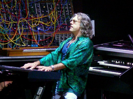 The one, the only Keith Emerson