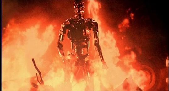 The Terminator (1984, dir. James Cameron)