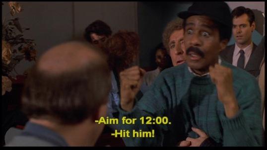 See No Evil, Hear No Evil (1989, dir. Arthur Hiller)