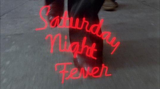 Saturday Night Fever (1977, dir. John Badham)