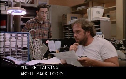 WarGames (1983, dir. John Badham)