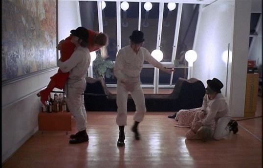 A Clockwork Orange (1971, dir. Stanley Kubrick)
