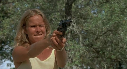 Linda Hayes in Rolling Thunder, giving a great performance in a somewhat underdeveloped role