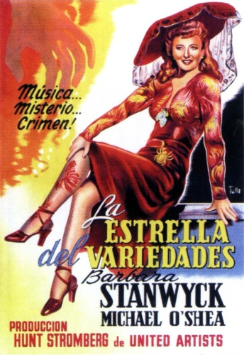 Poster - Lady of Burlesque_03