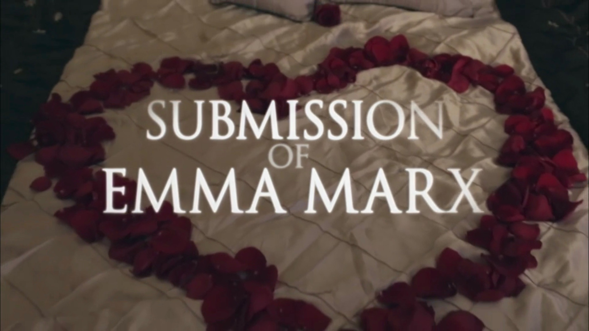 Watch the submission of emma marx