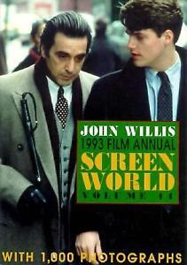 John Willis's Screenworld Annual (It may say 1993 on the cover but it actually covered the film released in 1992)