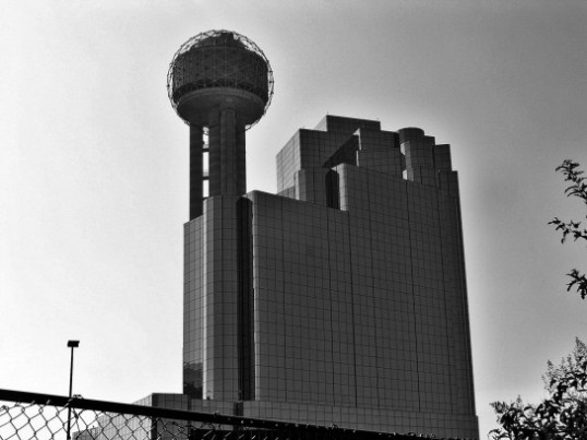 Reunion Tower (picture by Erin Nicole)
