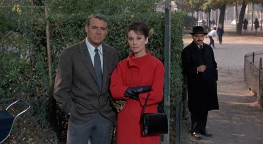 Charade (1963, dir by Stanley Donen)