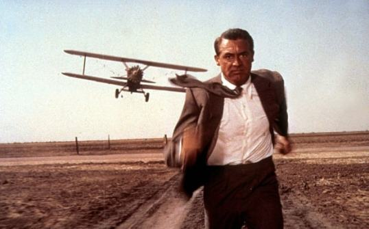 North by Northwest (1959, dir by Alfred Hitchcock)