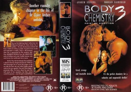 In Body Chemistry Iii Jim Wynorski And Andrew Stevens Take Over The Venerable Franchise And Things Quickly Get Meta
