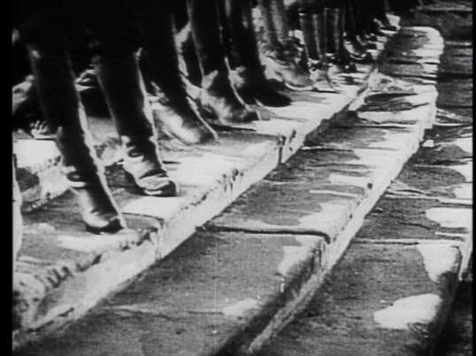 Battleship Potemkin (1925, dir. Sergei M. Eisenstein)