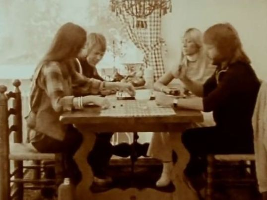 The Name Of The Game by ABBA (1977)