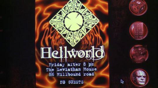 Hellraiser: Hellworld (2005, dir. Rick Bota)