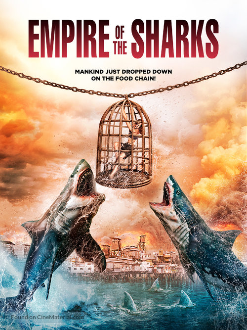 Cleaning Out The DVR: Empire of the Sharks (dir by Mark