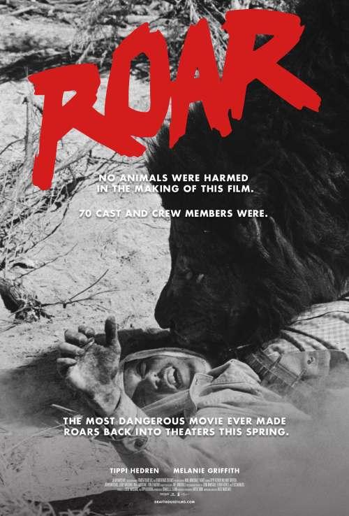 Poster for Roar (1981)
