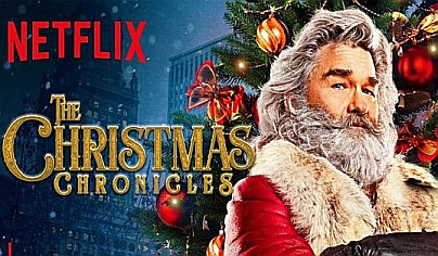 The Christmas Chronicles 2.The Christmas Chronicles Dir Clay Kaytis Review By Case
