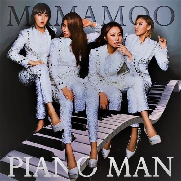 Song of the Day: Piano Man (by Mamamoo)   Through the
