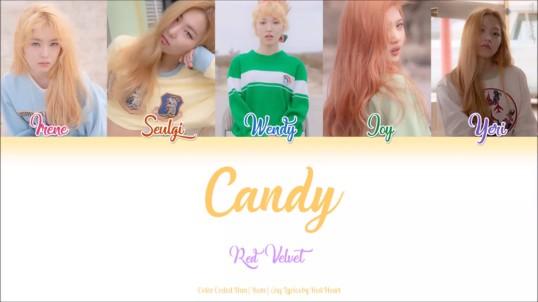 Red Velvet Candy