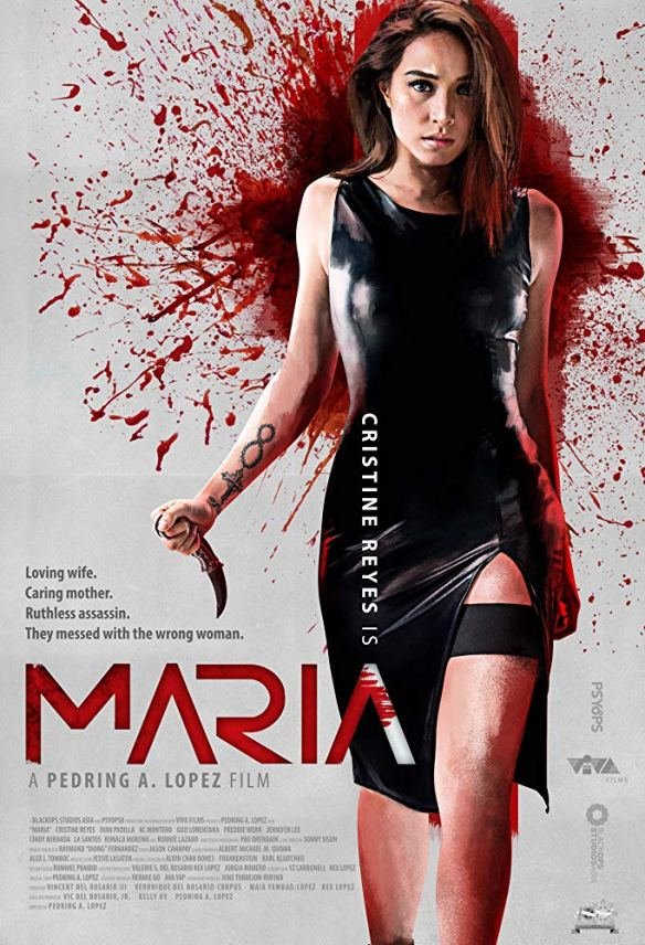 The Things You Find On Netflix: Maria (dir by Pedring Lopez