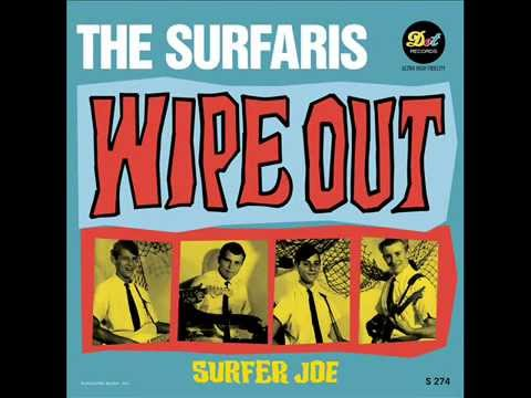 """One Hit Wonders #27: """"Wipeout"""" by The Surfaris (Dot Records"""
